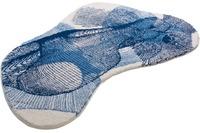 GRUND , Badteppich, KARIM RASHID Concept 27 202 blau
