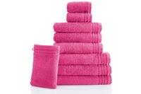 GRUND Handtuch Memory pink