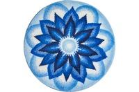 GRUND HEAVEN Badteppich Blau