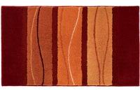 GRUND , Badteppich, ORLY 063 , , terra, mit Supersoft Polyacryl, Florhöhe 22 mm, mit Supersoft Polya