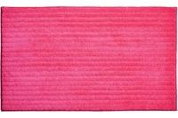 GRUND RIFFLE Badteppich pink
