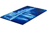 GRUND TROPICAL Badteppich Blau