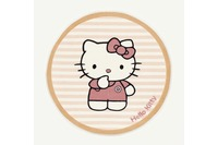 Hello Kitty Teppich HK-BC-08 creme