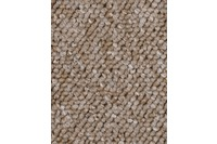 Hometrend BARDINO/ ROCKY Teppichboden, Schlinge, beige meliert