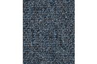 Hometrend RAMOS/ PIPPIN Teppichboden, Schlinge, blaugrau