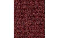 Hometrend RAMOS/ PIPPIN Teppichboden, Schlinge, dunkelrot