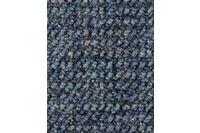 Hometrend ANEMONE/ REVUE Teppichboden, Schlinge gemustert, blau