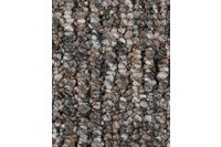 ilima Teppichboden Schlinge gemustert TAVIRA graubraun