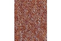 Hometrend BARDINO/ ROCKY Teppichboden, Schlinge, rot meliert