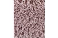 Hometrend CARLITA/ GREASE Teppichboden, Shaggy Hochflor, rosa