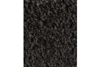 ilima Teppichboden Shaggy Hochflor CARLITA/ GREASE schwarz