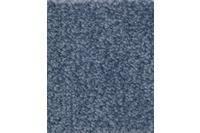 ilima Teppichboden Velours FLIRT/ CABARET meliert blau