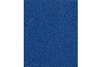 Hometrend ANDIAMO/ CATS Teppichboden Velours uni blau