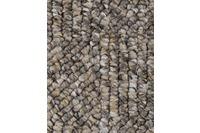Hometrend LOLITA Teppichboden, Schlinge meliert, beige/ grau