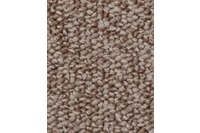Hometrend CAMA Teppichboden, Schlinge meliert, braun