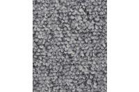 Hometrend ROPERO TR Teppichboden, Schlinge meliert silber/ grau