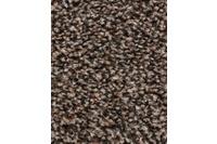 Hometrend LIBERIA Teppichboden, Velours gemustert, schwarz/ braun