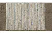 Kelii Leder-Teppich Luna Trend Aman III beige/ grey