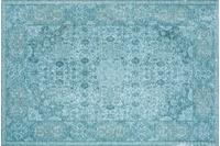 Kelii Vintage-Teppich Hawaii türkis