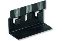JAB Anstoetz Clipholder für Sockelleisten 30 Clips + Schrauben