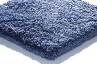 JAB Anstoetz Viskose-Teppich Fluffy 450, Cosmo-Kollektion Maßanfertigung