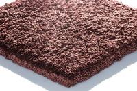 JAB Anstoetz Viskose-Teppich Fluffy 720, Cosmo-Kollektion Maßanfertigung