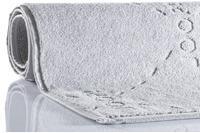 JOOP! Badteppich DASH 26 silber