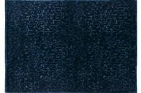 Nepal-Teppich Kangri Super A71 dunkelblau