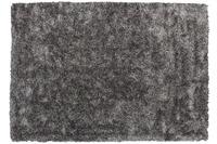 Kayoom Teppich Diamond 700 Grau /  Weiß