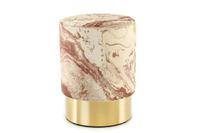 Kayoom Hocker Gipsy 325 Bronze /  Gold