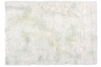 Kayoom Teppich Crown 110 Weiß /  Puderblau