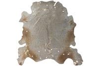 Kayoom Teppich Glam 110 Elfenbein /  Gold