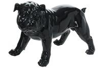 Kayoom Skulptur Bulldog 21-J Schwarz