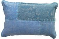 Kayoom Sofakissen Lyrical Pillow 110 Multi /  Blau