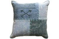 Kayoom Sofakissen Lyrical Pillow 210 Multi /  Blau
