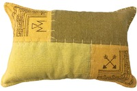 Kayoom Sofakissen Lyrical Pillow 210 Multi /  Gelb