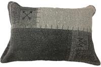 Kayoom Sofakissen Lyrical Pillow 210 Multi /  Grau