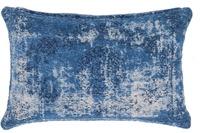 Kayoom Sofakissen Nostalgia Pillow 385 Blau