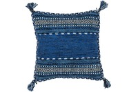 Kayoom Sofakissen Alhambra Pillow 335 Blau 45cm x 45cm