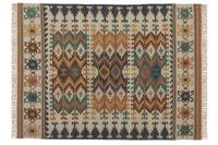 Kayoom Teppich Kilim de Luxe 165 Multi