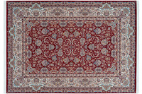 Kayoom Teppich Kuwait - Hawally Rot