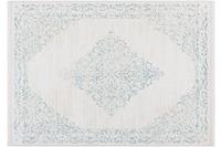 Kayoom Vintage-Teppich Palanga Blau 80cm x 150cm