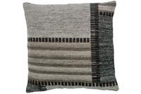 Kayoom Sofakissen Phoenix Pillow 112 Natur /  Creme 45 x 45 cm