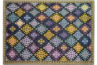 Kayoom Patchwork-Teppich Solitaire 110 Multi