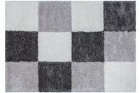 Kayoom Hochflor-Teppich Szolnok Anthrazit