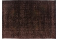 Kayoom Hochflor-Teppich Tianjin Braun