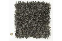 Kelii Hochflor-Teppich Blanche 24 charcoal