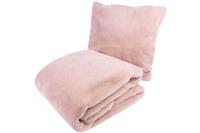 Kenda Sand Dekokissen & Decke Aimee 525 2er-Set Rosa