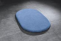 Kleine Wolke Badteppich Creativo Grandezza Oval/  Rund