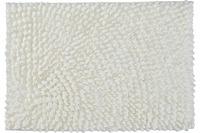 Kleine Wolke Badteppich Falbala, Weiß